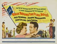 Rally 'Round the Flag, Boys! - 22 x 28 Movie Poster - Style A