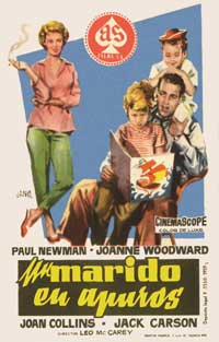 Rally 'Round the Flag, Boys! - 11 x 17 Movie Poster - Spanish Style B