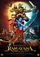 Ramayana: The Epic - 11 x 17 Movie Poster - Style D