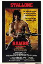 Rambo: First Blood, Part 2 - 27 x 40 Movie Poster - Style A