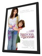 Ramona and Beezus - 27 x 40 Movie Poster - Style A - in Deluxe Wood Frame