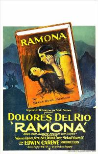 Ramona - 11 x 17 Movie Poster - Style B