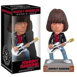 Ramones - Johnny Ramone Wacky Wobbler Bobble Head