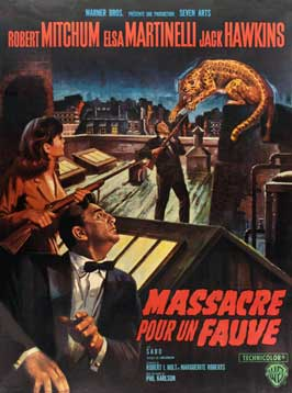 Rampage - 11 x 17 Movie Poster - French Style A