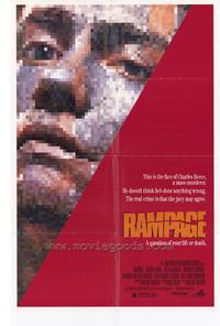 Rampage - 27 x 40 Movie Poster - Style B