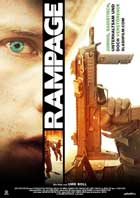 Rampage - 11 x 17 Movie Poster - German Style A