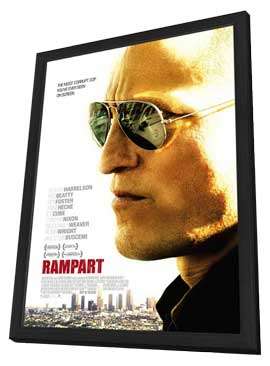 Rampart - 27 x 40 Movie Poster - Style A - in Deluxe Wood Frame