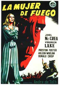 Ramrod - 11 x 17 Movie Poster - Spanish Style A
