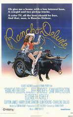 Rancho Deluxe - 11 x 17 Movie Poster - Style B