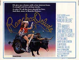 Rancho Deluxe - 11 x 14 Movie Poster - Style A