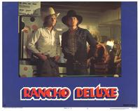 Rancho Deluxe - 11 x 14 Movie Poster - Style B