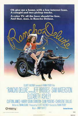 Rancho Deluxe - 27 x 40 Movie Poster - Style B