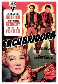 Rancho Notorious - 27 x 40 Movie Poster - Spanish Style B