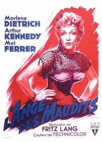 Rancho Notorious - 11 x 17 Movie Poster - French Style B