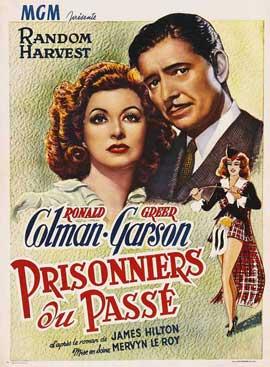Random Harvest - 11 x 17 Movie Poster - Style B
