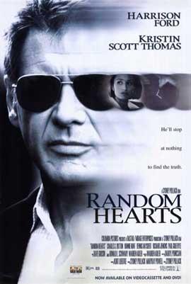 Random Hearts - 11 x 17 Movie Poster - Style A