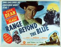 Range Beyond the Blue - 11 x 14 Movie Poster - Style A
