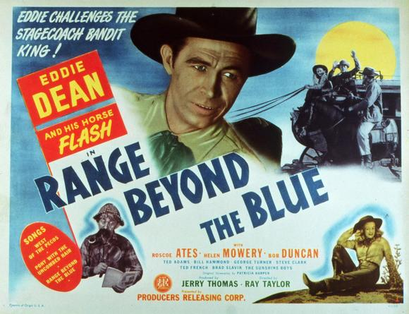 Range Beyond the Blue movie