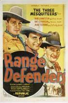 Range Defenders - 11 x 17 Movie Poster - Style B