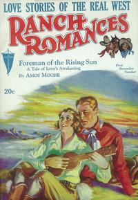 Rangeland Romances (Pulp) - 11 x 17 Pulp Poster - Style C