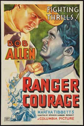 Ranger Courage - 11 x 17 Movie Poster - Style A