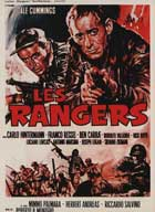 Rangers attacco ora X - 11 x 17 Movie Poster - French Style A