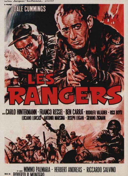 Rangers attacco ora X movie