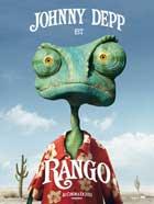 Rango - 27 x 40 Movie Poster - French Style B