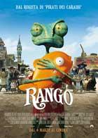 Rango - 11 x 17 Movie Poster - Italian Style B