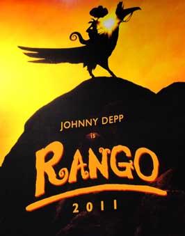 Rango - 27 x 40 Movie Poster - Style A
