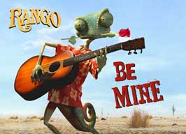 Rango - 43 x 62 Movie Poster - Bus Shelter Style A