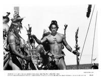 Rapa Nui - 8 x 10 B&W Photo #1