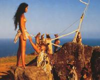 Rapa Nui - 8 x 10 Color Photo #7
