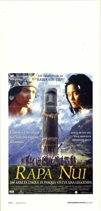 Rapa Nui - 13 x 28 Movie Poster - Italian Style A