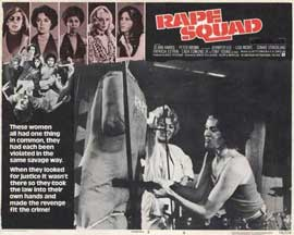 Rape Squad - 11 x 14 Movie Poster - Style A