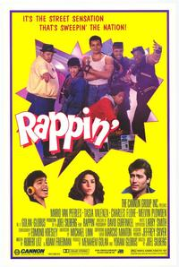 Rappin' - 11 x 17 Movie Poster - Style A