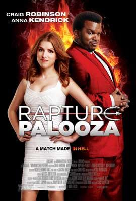Rapture-Palooza - 11 x 17 Movie Poster - Style A