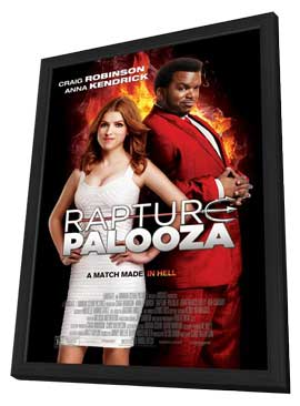 Rapture-Palooza - 11 x 17 Movie Poster - Style A - in Deluxe Wood Frame