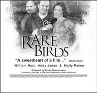 Rare Birds - 20 x 20 Movie Poster - Style A