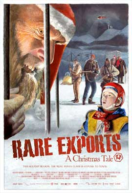 Rare Exports Inc. - 11 x 17 Movie Poster - Style F