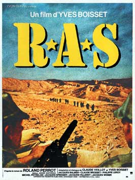 R.A.S. - 27 x 40 Movie Poster - French Style A