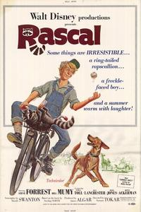 Rascal - 27 x 40 Movie Poster - Style A