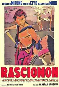Rashomon - 11 x 17 Movie Poster - Italian Style B