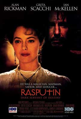 Rasputin: Dark Servant of Destiny - 11 x 17 Movie Poster - Style A