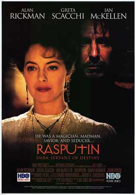 Rasputin: Dark Servant of Destiny - 27 x 40 Movie Poster - Style A