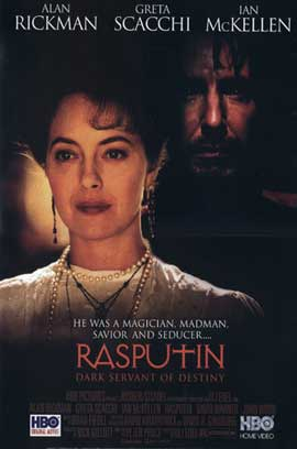 Rasputin: Dark Servant of Destiny - 43 x 62 Movie Poster - Bus Shelter Style A