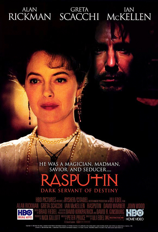 Rasputin Movie Posters From Movie Poster Shop