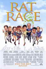 Rat Race - 11 x 17 Movie Poster - Style A