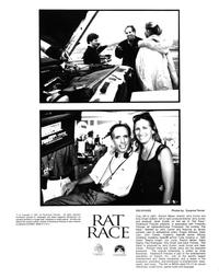 Rat Race - 8 x 10 B&W Photo #4