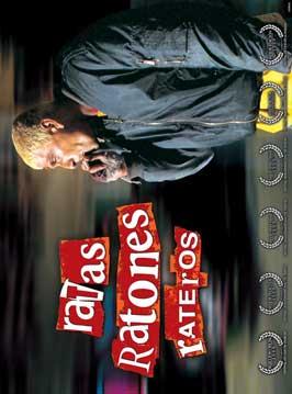 Ratas, ratones, rateros - 11 x 17 Movie Poster - Ecuador Style A